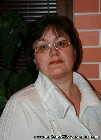 Учитель математики И.А.Павлова